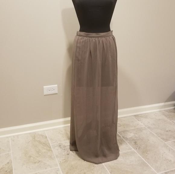 dab7ce283 one clothing Skirts | Nordstrom Racks Maxi Skirt | Poshmark
